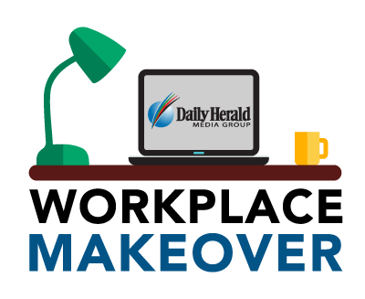 workplace logo - Office Makeover Contest